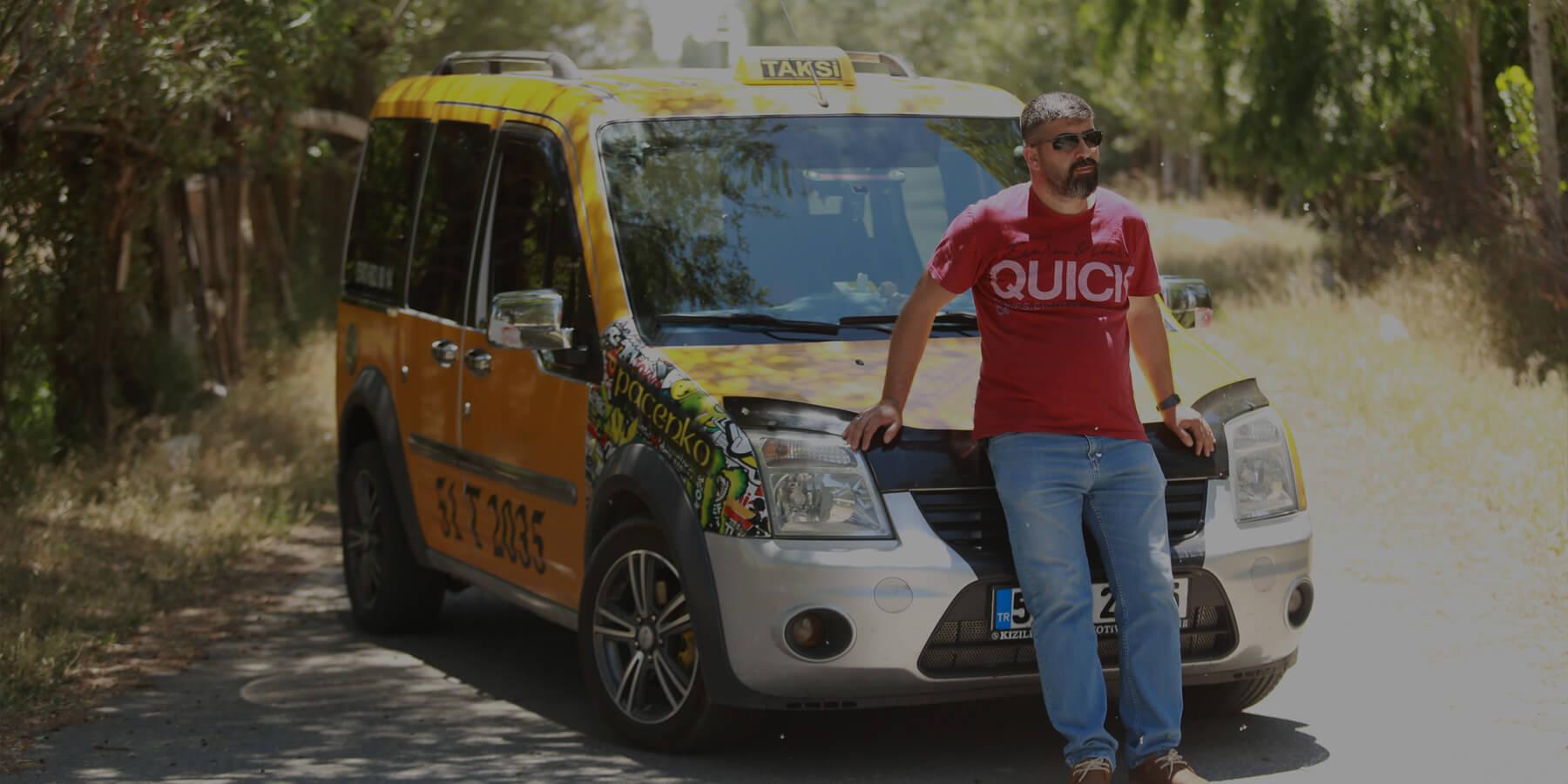 bor taksi